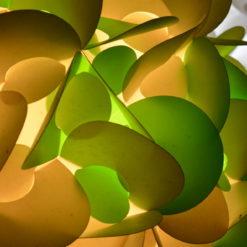 myol flower puzzle lampen teile