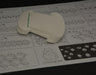 Puzzle Lampen Teile M
