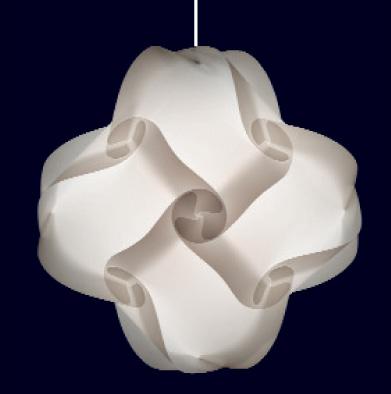 12 teilige myol puzzle lampe