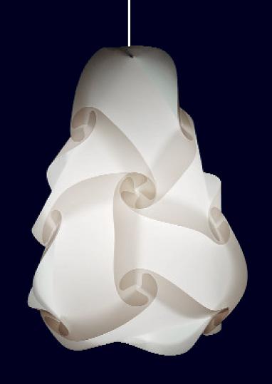 15 teilige myol puzzle lampe