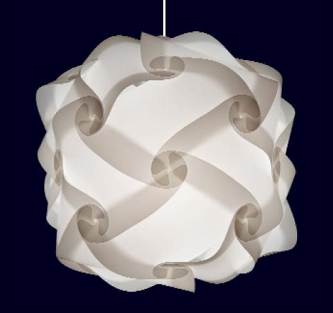 25 teilige myol puzzle lampe