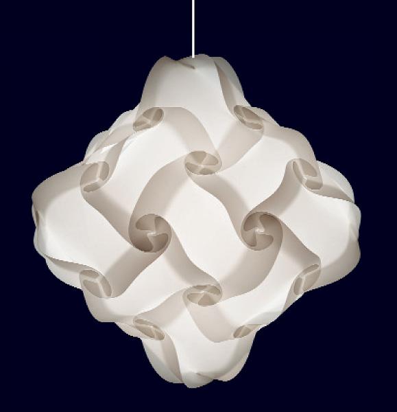 32 teilige myol puzzle lampe