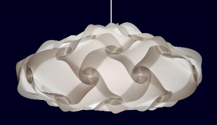 40 teilige myol puzzle lampe