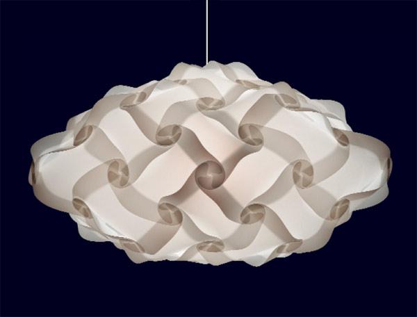 60 teilige myol puzzle lampe
