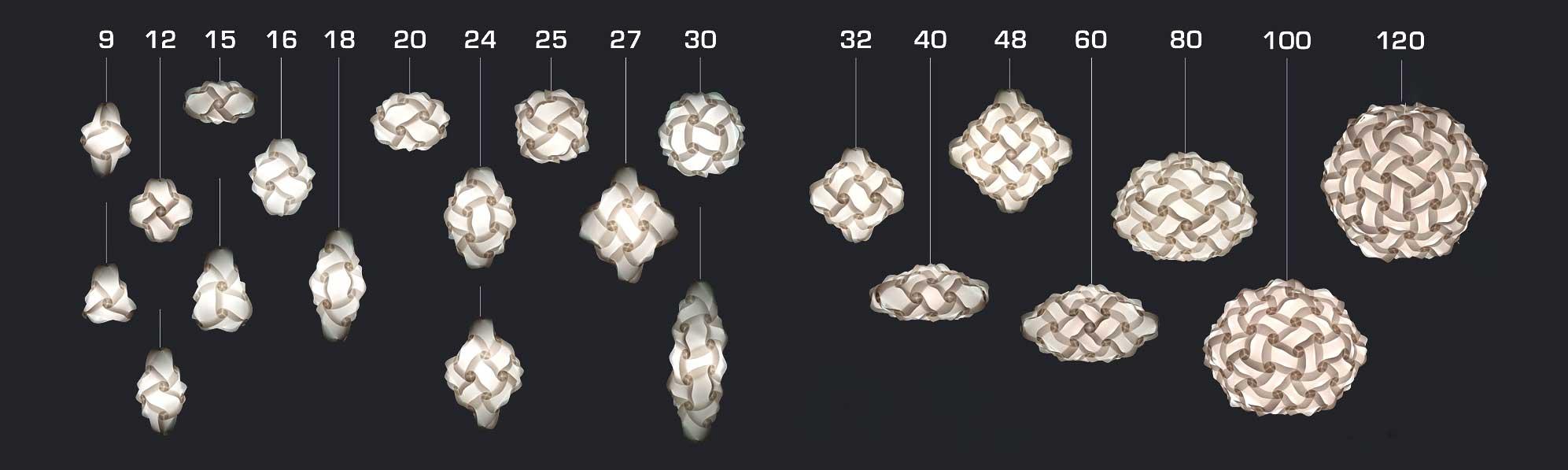 übersicht - myol puzzle lampe